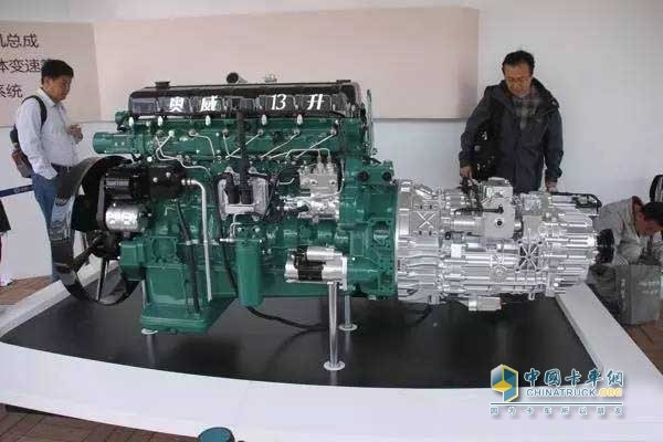 FAW Xichai Aowei 6DM3 Engine Ushers in an Era of Large Horse Power