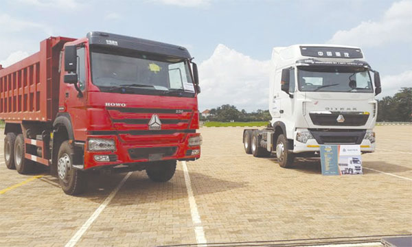 Sinotruk Launches Truck Services in Uganda