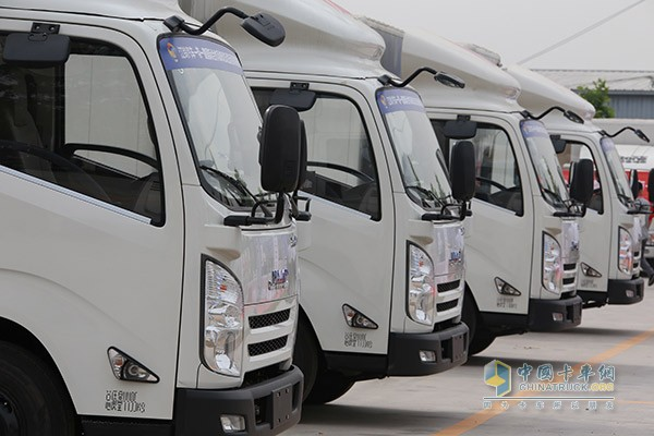"JMC Light Trucks to Serve ""Belt and Road Forum for International Cooperation"