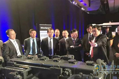 Weichai Chairman Visits Europe to Discuss Global Engine Trend