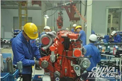 Yuchai Exports Over 5,000 Units Engine in May