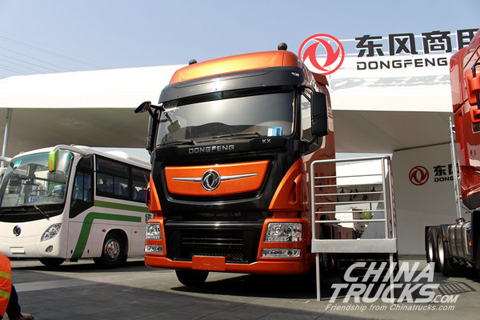Dongfeng KX 480PS 4X2 Tractor+Cummins Engine+Dongfeng Transmission