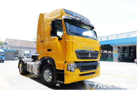 Sinotruk HOWO THOWO T7H 4×2 Tractor