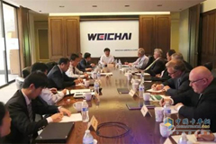 Co-ops Between Weichai America Corp. and PSI to Bring Win-win Result
