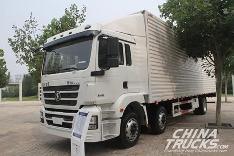 SHACMAN Delong New M3000