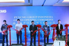 XCMG Indonesia Grand Opening