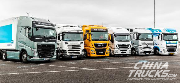 Driveless Truck