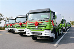 SINOTRUK Qingdao Sees Chance for Expanding along