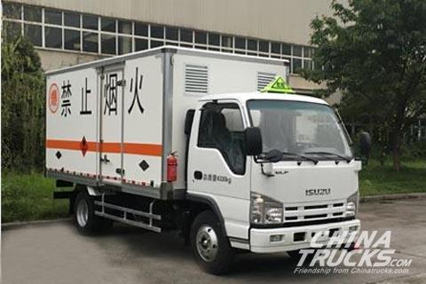 Qingling QL5040XRQA6HAJ
