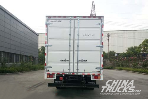 Qingling QL5080XXYA8PAJ