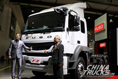 Daimler to Start Producing Fuso Trucks in Thailand in 2018