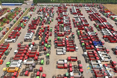 Sinotruck  Exports 500 Trucks to Ethiopia
