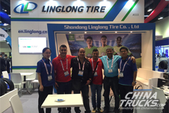 Linglong at Latin American&Caribbean Tyre Expo