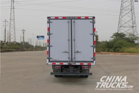 Dongfeng EQ5042XLC5BDFAC Refrigerator Truck