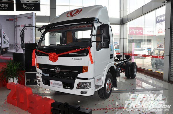 Dongfeng Captain ZD30 Sales Exceeds 10,000 Units Since Its Launch 5 Months Ago