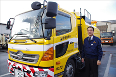 Waste Disposal Company Improves Driver Safety and Productivity with Allison
