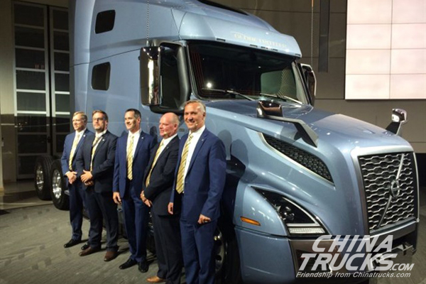 Volvo Issues Upbeat Truck Forecast Heading into Fall