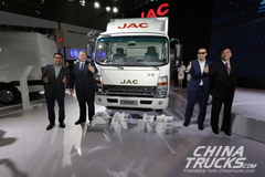 27,000 Units of JAC N Series Sold During the First Half Year