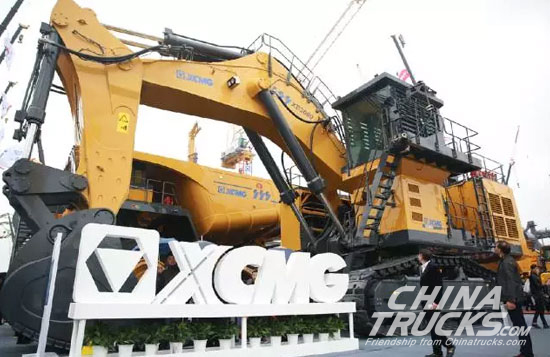 XCMG Continues to Claim Industry's TOP 1 of China's 500 Most Valuable Brands