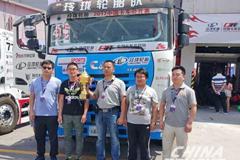 Yuchai YC6K Engine Shines at China Truck Racing Championship (Beijing Station)