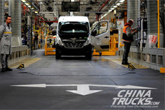 Renault-Nissan Alliance To Make China's Trucks And Vans Go Electric