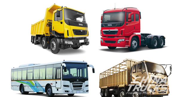 Tata and Ashok Leyland Among Top Competitors in Africa's CV Market