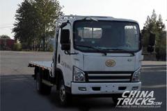 FAW Jiefang CA5043TPBP40K2L1E5A84 Flat-bed Truck