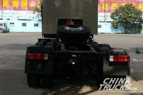 Jiefang CA4250P25K15T1NE5A80 CNG Tractor+Weichai Engine