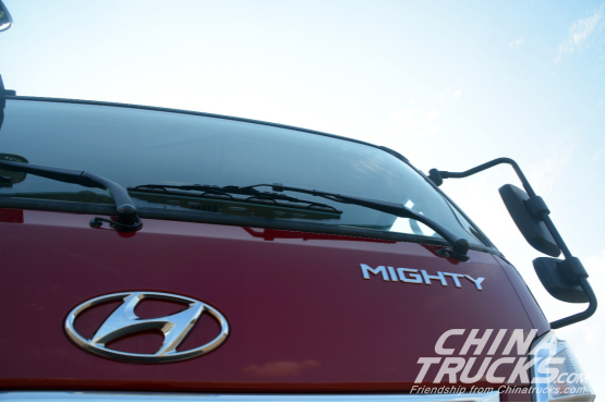 MIGHTY with Passenger Car Interior and Active Safety System