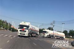 China LNG Group Introduces 50 Units SHACMAN LNG Trucks