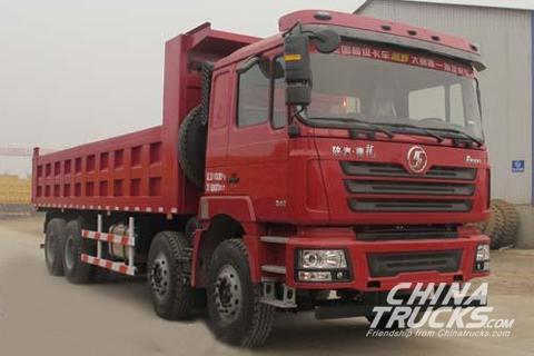 SHACMAN SX3310MB326 Dumper+Weichai Power