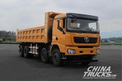 SHACMAN SX33106C3061B Dumper+Weichai Power