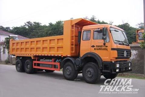 Beiben ZJVTW5FS09L Dumper
