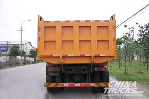 Beiben ZJVTW5FS09L Dumper+Weichai Power