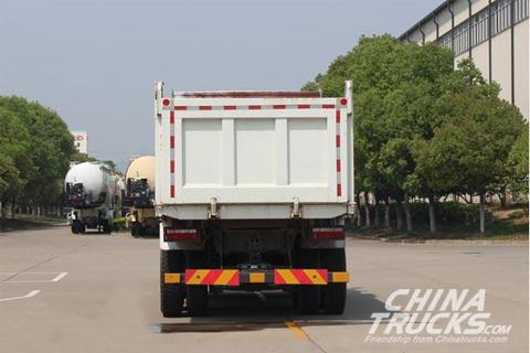 CAMC HN3250B35D1M5 Dumper+Weichai/Hanma Power