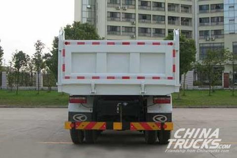 CAMC HN3310NGX38D5M5 Dumper