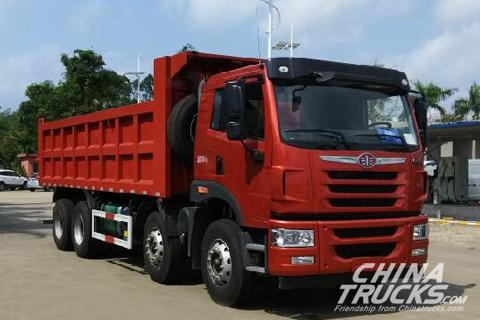 FAW Jiefang CA3312P2K2L3T4E5A80 Dumper
