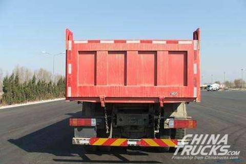 FAW Jiefang CA3312P2K2L3T4E5A80 Dumper+Weichai Power