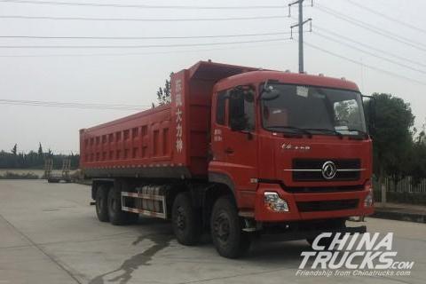 Dongfeng DFH3310A12 Dumper