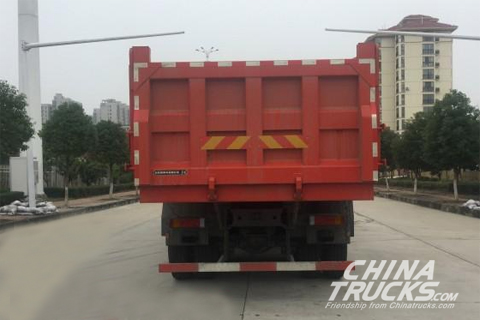 Dongfeng DFH3310A12 Dumper+Dongfeng Renault Power