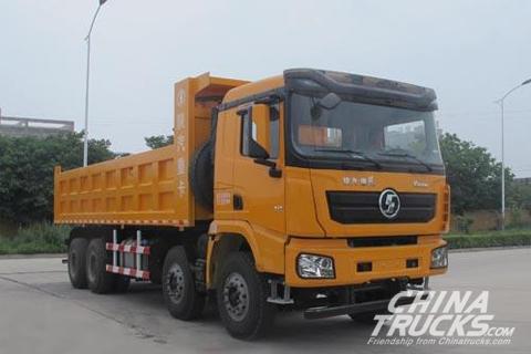 SHACMAN SX33106C3062B Dumper+Weichai Power