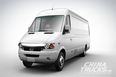 Startup Truck Maker Chanje to Launch a New All-electric Delivery Truck