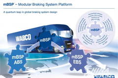 WABCO Signs Deal with a Major Global Maker of Trucks and Buses on mBSP Tech