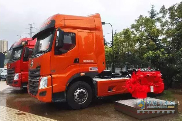 New Chenglong H7 with Cummins X12 Engine Launched