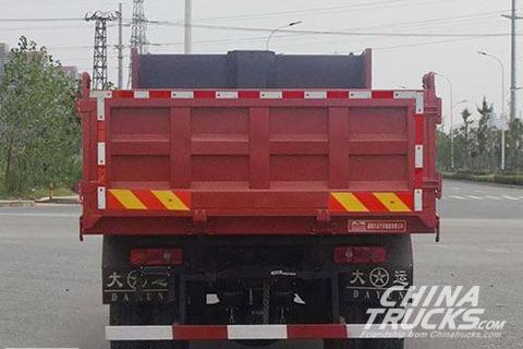 Dayun DYQ3121D5AB Dumper+Yuchai Power
