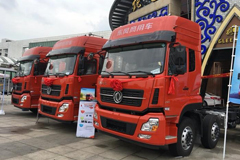 Dongfeng Cargo Truck with DDi Engine Coming to Suzhou