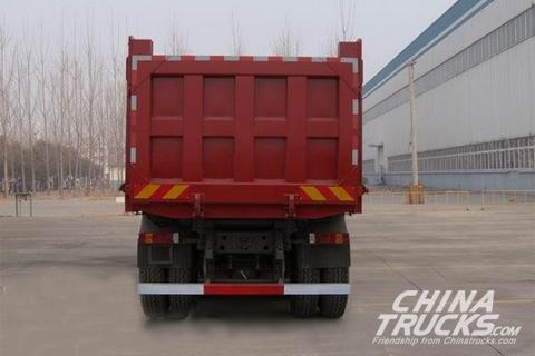 Sinotruk Haohan ZZ3315V3866E1L Dumper