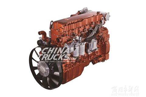 Yuchai YC6K Engine