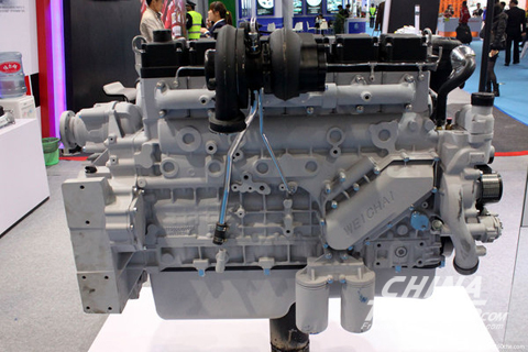 Weichai WP13 Engine