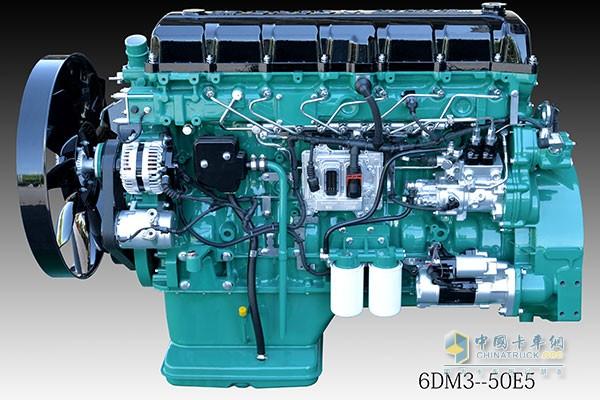 Xichai CA6DM3-50E5 Engine Made to 2017 Most Powerful Engine List
